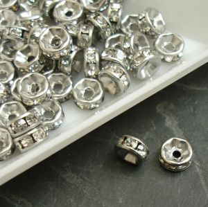 Rondelka 6mm - nerezová ocel 304 (Stainless Steel)