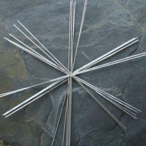 Drátěný základ na hvězdu - 95 mm