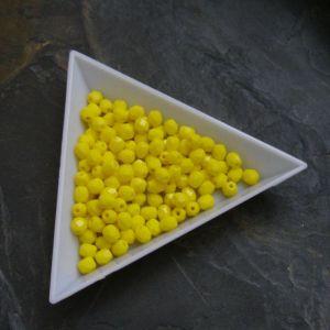 Ohňovky  cca 4mm - žluté
