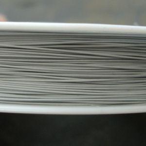Bižuterní lanko 0,38mm - bílé