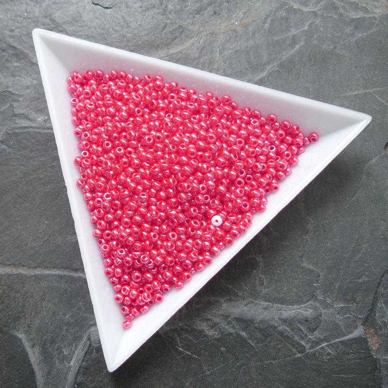 Rokajl červený - vel. 10/0 - 10 g