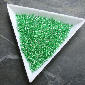 Rokajl zelený - vel. 10/0 - 10 g