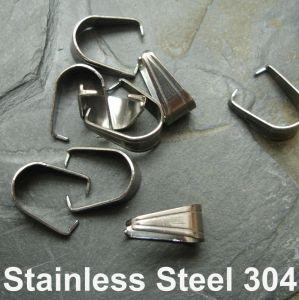 Šlupna 13x6x0,9mm - Stainless Steel 304