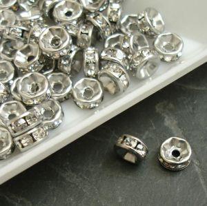 Rondelka 6mm - nerezová ocel 316 (Stainless Steel) - 1 ks