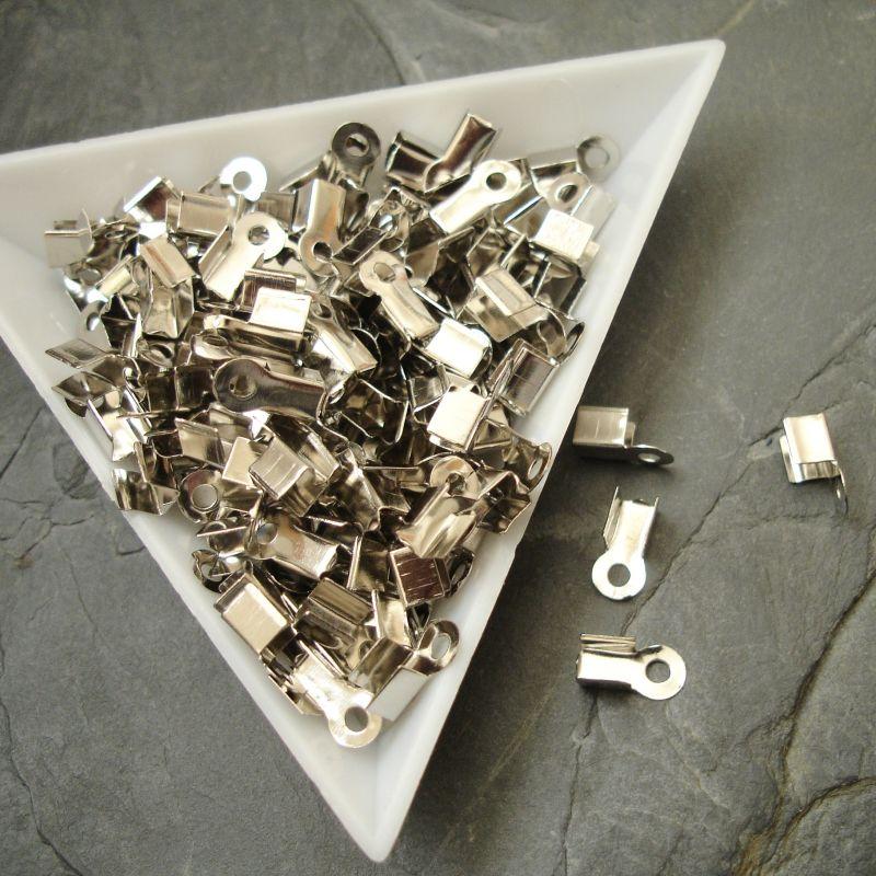 Koncovka 9x3,5mm II. kategorie - platinová