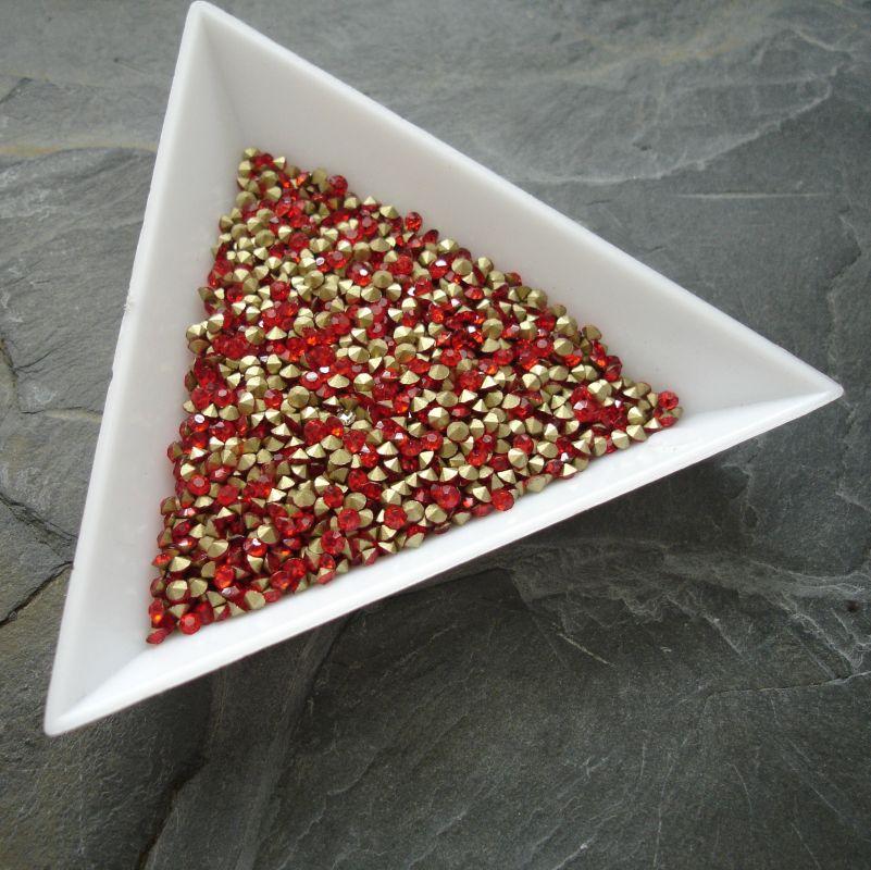 Šatony cca 1,9 - 2,0 mm - červené