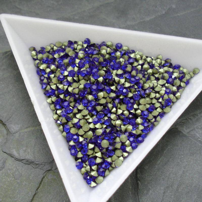 Šatony cca 2,4 - 2,5 mm - modré