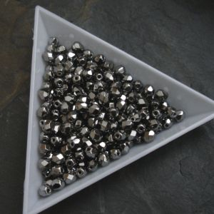 Ohňovky  cca 4mm - stříbrné - 20 ks