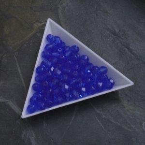 Ohňovky  cca 6mm - modré