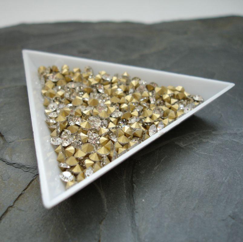 Šatony cca 2,6 - 2,7 mm - čiré