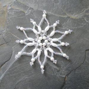 Hvězda č. 1 - bílá
