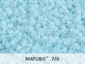 Matubo 7/0 - sv. zelený - 5g