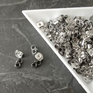 Zarážky (motýlci) - Stainless Steel 304 - 10 ks