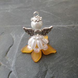 Andílek - oranžový - 1 ks
