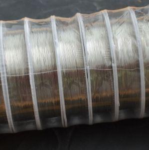 Drát 0,3mm - stříbrný